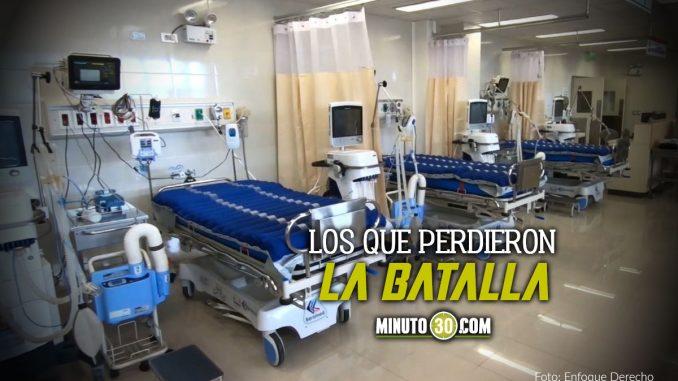 ¡Lamentable! Colombia reportó hoy 143 fallecimientos a causa del Covid - 19