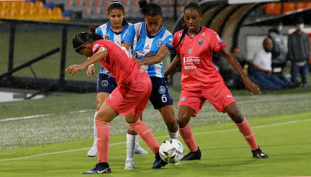 Medellin femenino vs Real Santander 3
