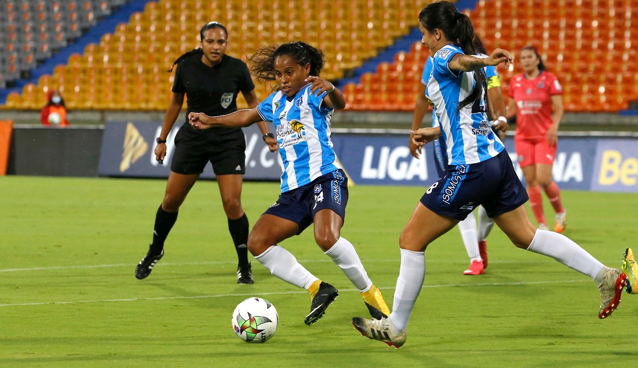 Medellin femenino vs Real Santander 4