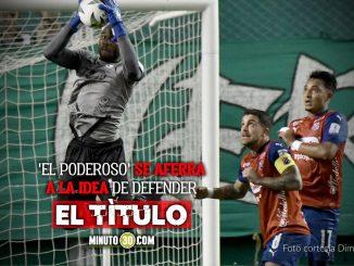 Medellin se trajo un empate de Cali y espera sellar en casa la clasificacion