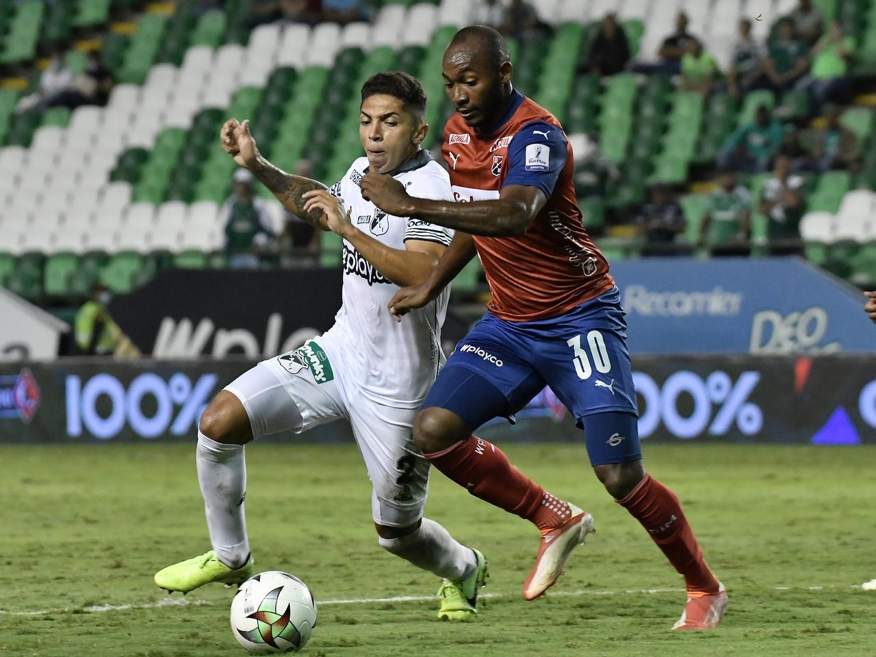 Medellin vs Cali en Copa 2
