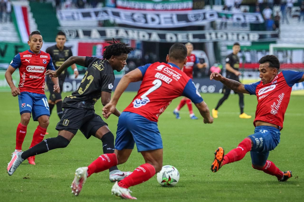 Medellin vs Once Caldas 2