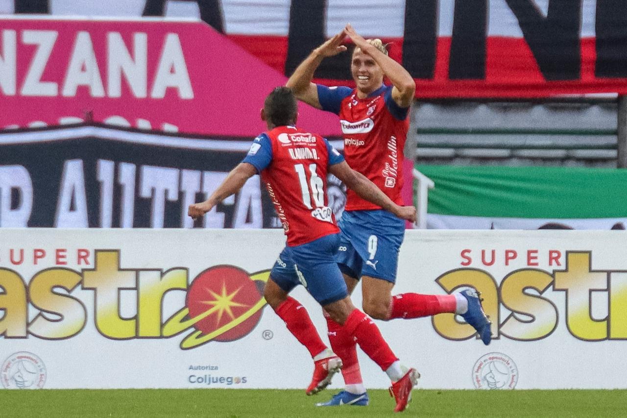 Medellin vs Once Caldas 4