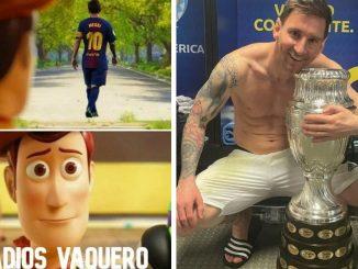 Messi barcelona salida posible 2021