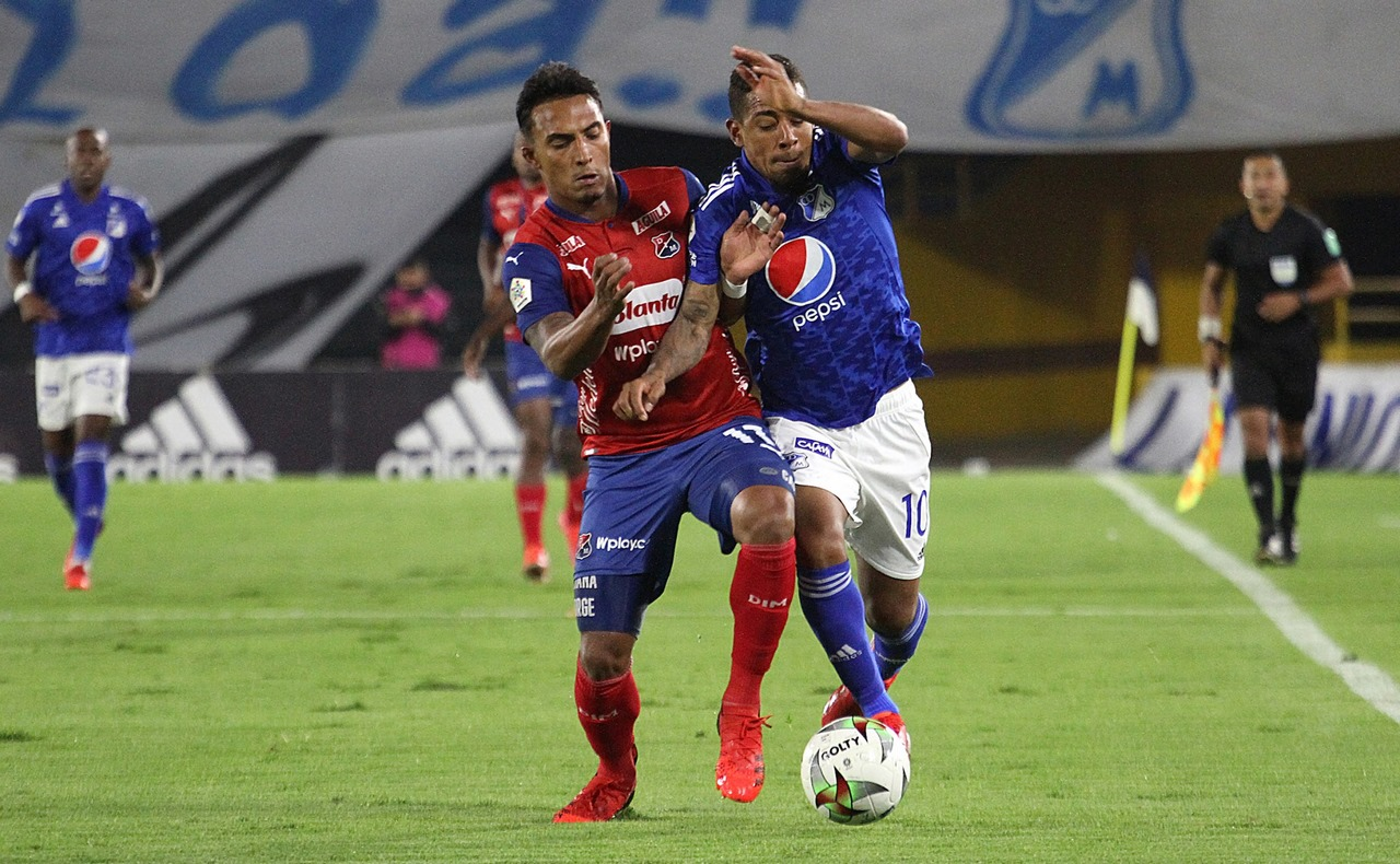 Millonarios vs Independiente Medellin 6