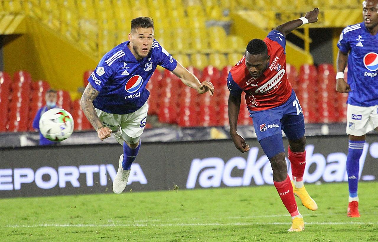 Millonarios vs Independiente Medellin 7