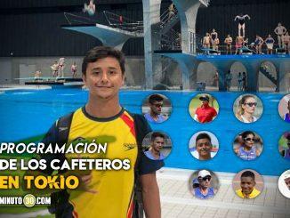 Muchos deportistas colombianos estaran en accion en decimocuarta jornada de Olimpicos 1