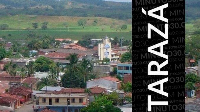 Tarazá declara calamidad pública