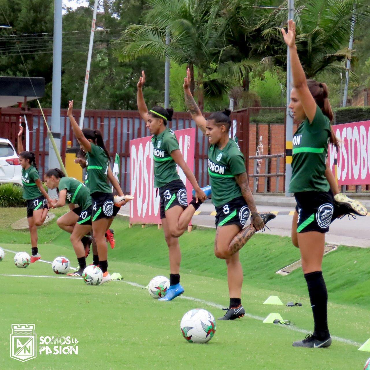 Nacional femenino 1 1