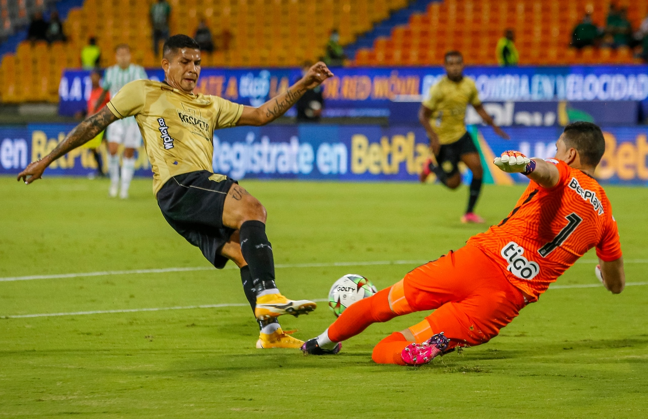Nacional vs Aguilas 2