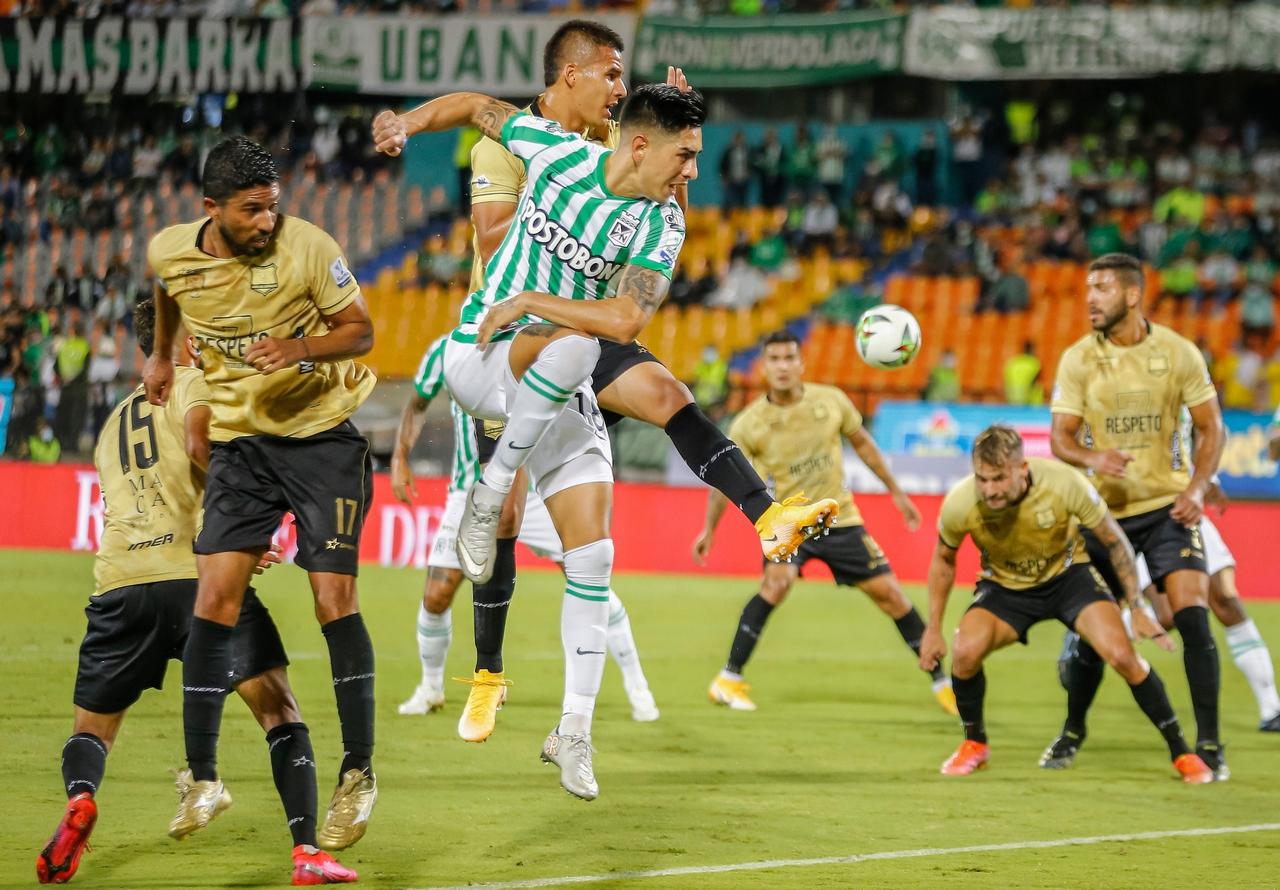 Nacional vs Aguilas 3