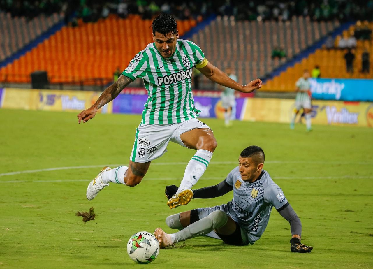 Nacional vs Aguilas 4