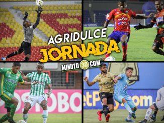 Nacional y Envigado sacaron la cara por los equipos de Antioquia