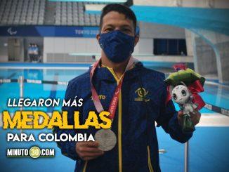 Nelson Crispin repitio medalla en Juego Paralimpicos