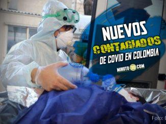 Covid en Colombia: Siguen bajando los contagios del virus en el país