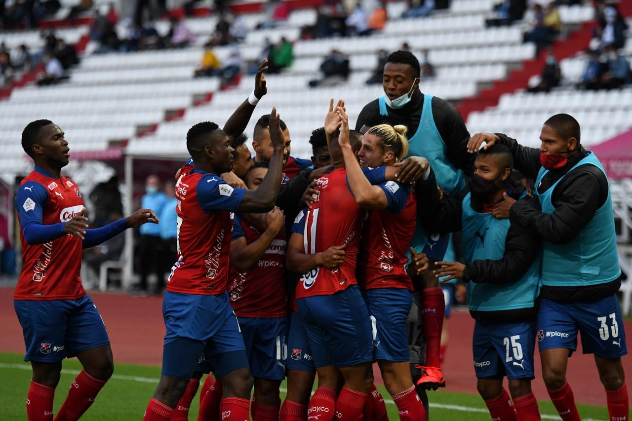 Once Caldas vs Medellin por Copa BetPlay 10