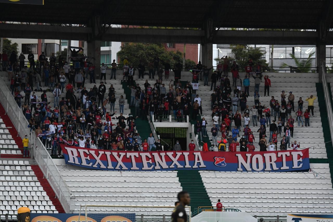Once Caldas vs Medellin por Copa BetPlay 2