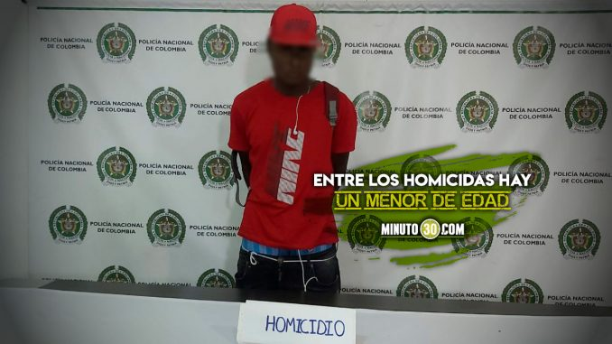 HOMICIDAS