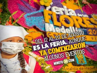 Pa los que no la han visto Esta es la programacion oficial de la Feria de las Flores