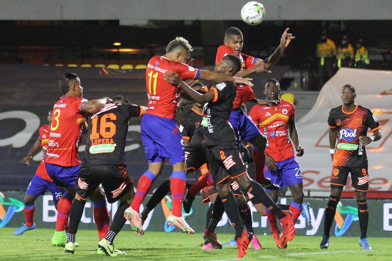 Pasto vs Envigado FC 2