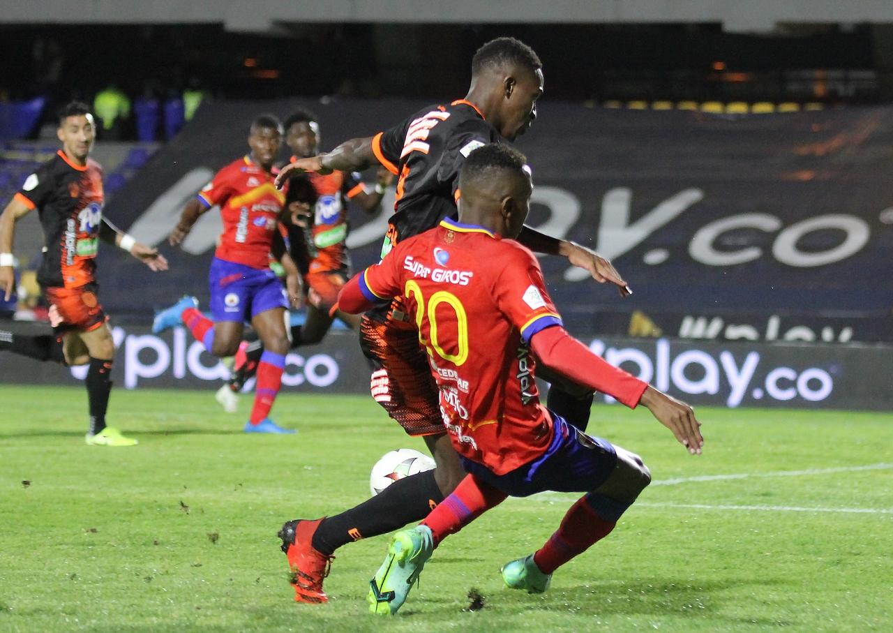 Pasto vs Envigado FC 3