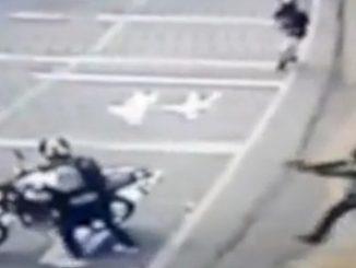 [Video] Habló el Policía que baleó a presunto ladrón en Bello
