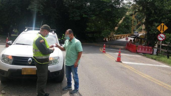 Mil policías reforzarán la seguridad en los ejes viales de Antioquia este puente festivo