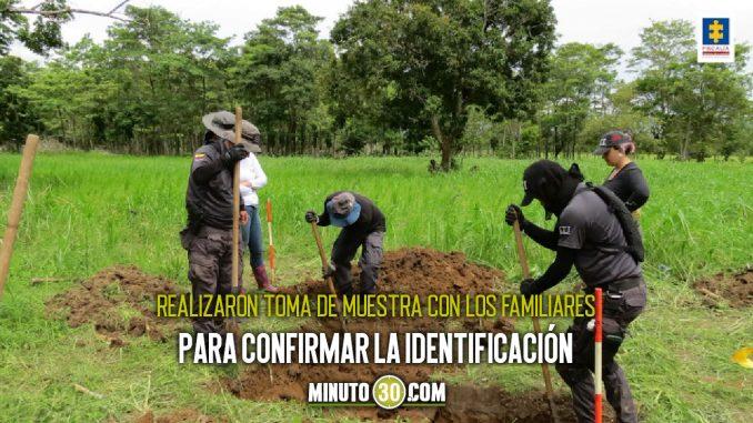 Recuperaron restos óseos que serían del Secretario de Gobierno y Alcalde (e) de Riosucio, Chocó para el año 1996