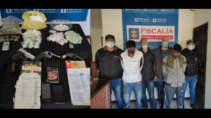 Capturaron a cinco sujetos en Rionegro, son acusados de quemar motos a las afueras del municipio