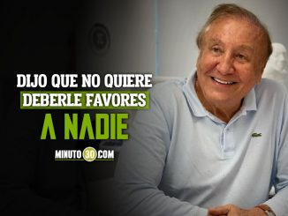 Rodolfo Hernández quiere llegar a la Presidencia sin compromisos y con recursos propios
