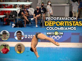 Sebastian Villa entre los que buscara dar la sorpresa en jornada de Olimpicos