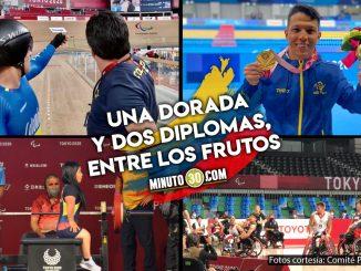 Segunda jornada de Juegos Paralimpicos dejo buen balance para Colombia
