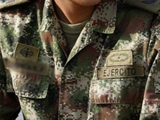 Mataron a soldado en Bogotá