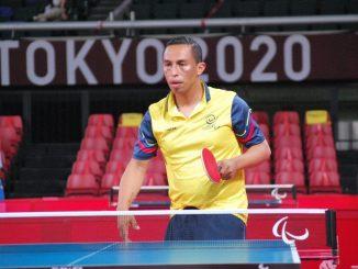 Tenis de mesa Juegos Paralimpicos