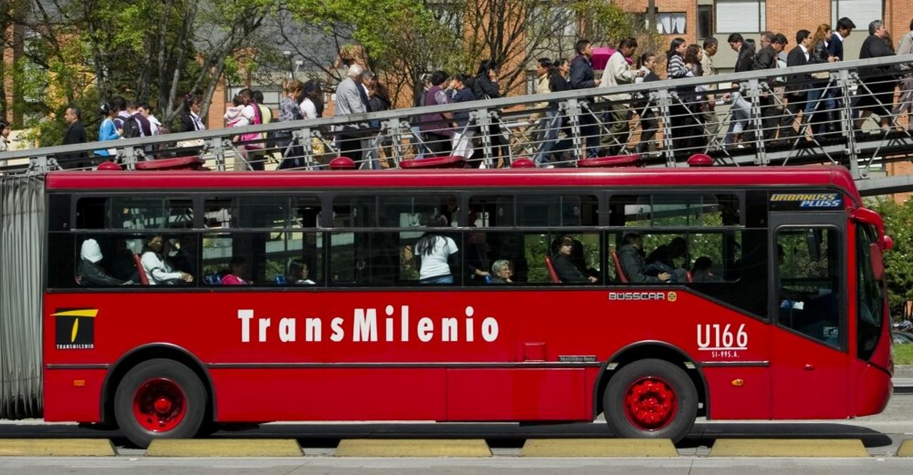 Suspenden temporalmente las obras de Transmilenio por la avenida 68 - Noticias de Colombia
