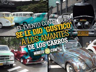 Exhibición de autos