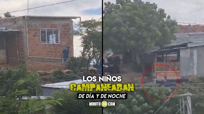 [Video] ¡Abusivos! Utilizaban niños como campaneros para el expendio de drogas