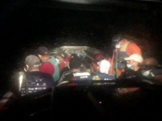 armada de colombia rescataron cubanos