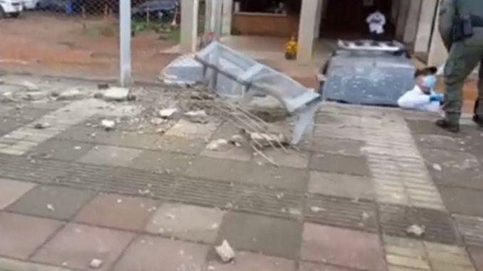 Se conocieron más detalles del ataque explosivo contra estación de Policía en Cúcuta