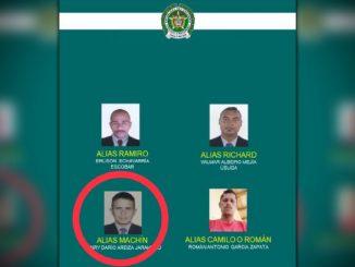 ¡Cayó alias 'Machín'! Presunto responsable del desplazamiento de miles de personas en Ituango