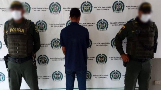 Lo buscaban por intentar matar a alguien en Medellín y se fue a esconder a Córdoba