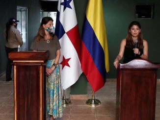 canciller colombia panama control migrantes