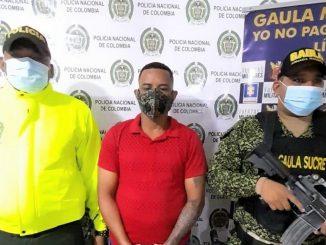 ¡Cayó 'Cangrejo'! Presunto cabecilla político militar del 'Clan del Golfo'