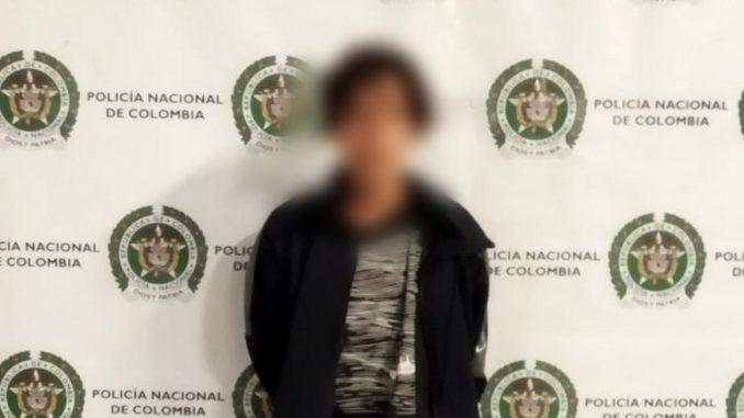 Capturado en Medellín portando un revólver
