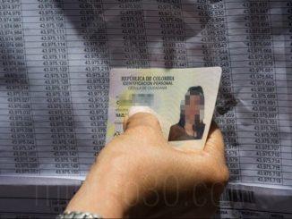 Por entregar cédula a venezolanos suspenden al registrador auxiliar de Soledad, Atlántico