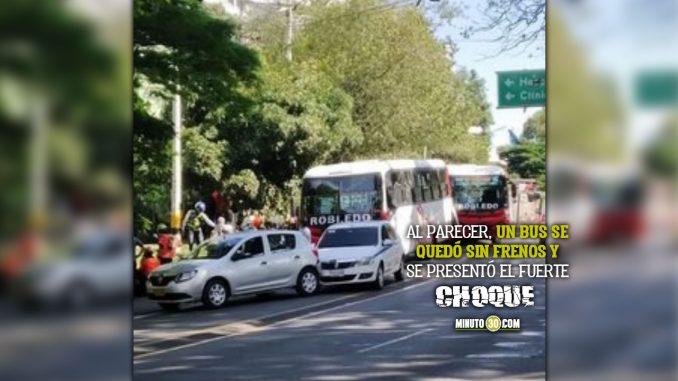 ¡Ampliación! Al menos 15 personas resultaron heridas en el accidente por el Pablo Tobón