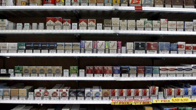 cigarrillos Philip Morris