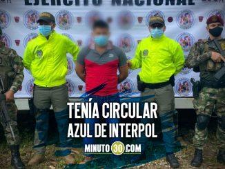 ¡Cayó alias 'Porremaute'! Presunto miembro del Frente de Guerra Oriental del ELN en Arauca