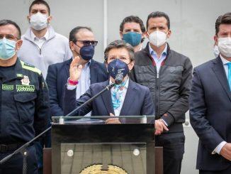 Claudia López propone la seguridad ciudadana como prioridad