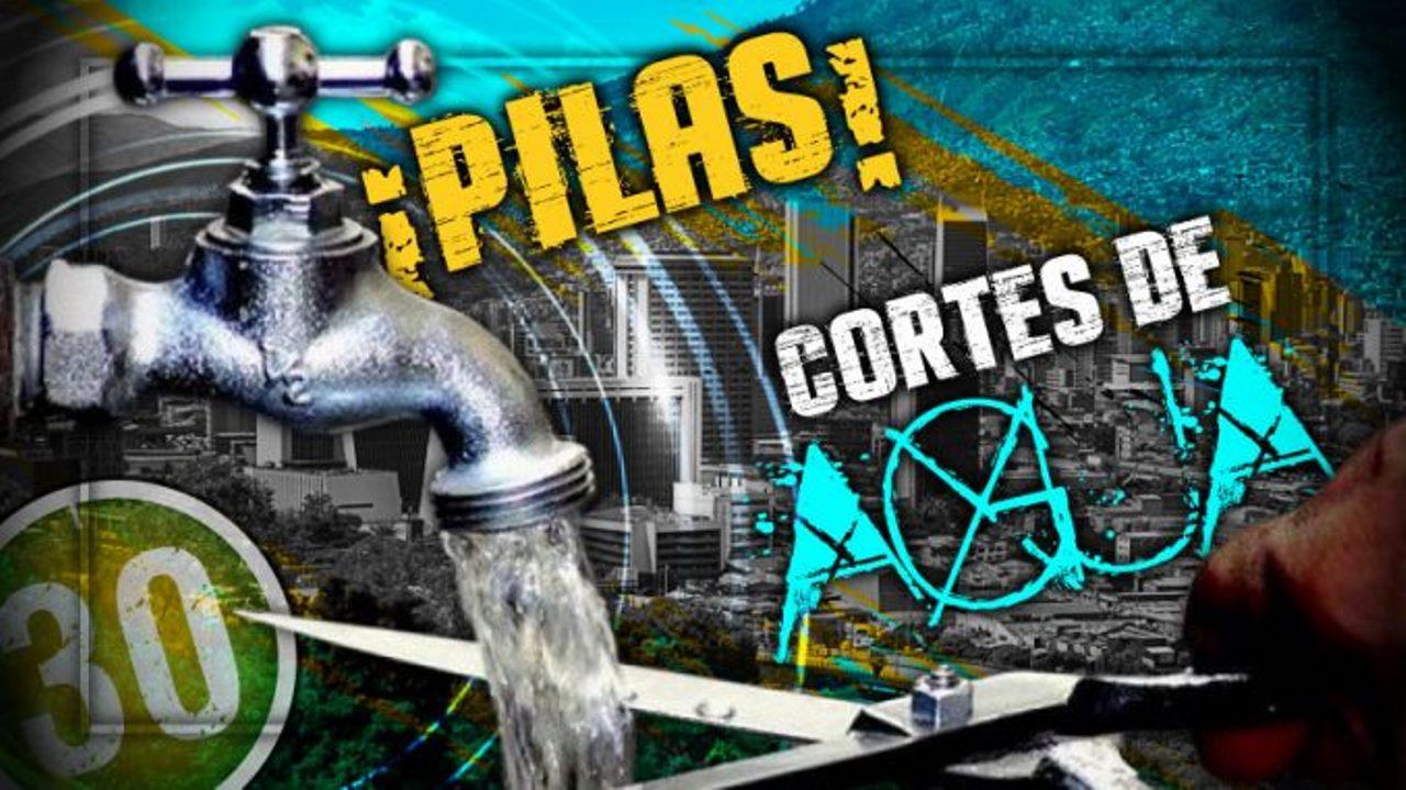 ¡A recoger valdados! Del 13 al 15 de agosto se va el agua en Rionegro - Noticias de Colombia